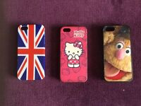 Hard back cases for iphone 5/5S/SE