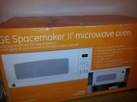 brand new space saver microwave
