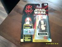 star wars figures boxed sealed