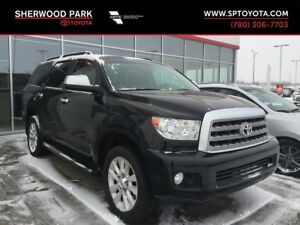 2013 Toyota Sequoia Platinum 181 Point Inspected! All Maint. Com