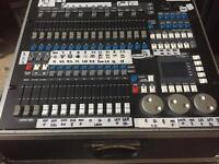 Showtec Lighting control desk