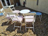 Ikea bistro garden set