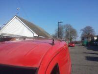 vauxhall combo roof bars