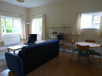 1 bed furnished flat between the Northern General and city centre