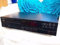 Denon CD Player.