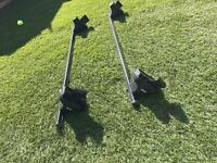 Thule roof bars for 2013 shape Nissan note