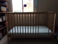 Cot bed free to a good home