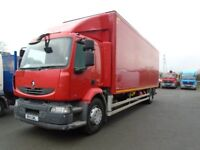 2011 RENAULT PREMIUM 270 GRP BOX WITH TAIL LIFT