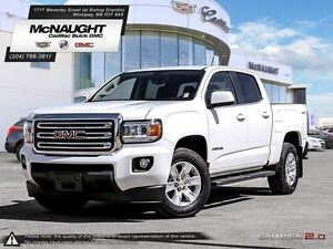 2015 GMC Canyon SLE 4WD | 8 Touchscreen w/ Back up Camera | HD T