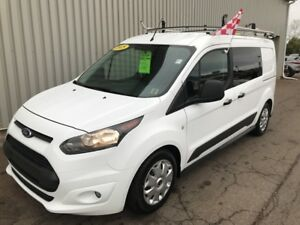 2015 Ford Transit Connect XLT XLT EDITION CARGO VAN WITH DUAL...