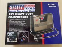 Air Compressor 12V Heavy-Duty (MAC2300)