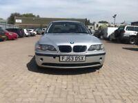 BMW 3SERIES 318I 2L