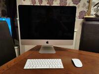 Apple iMac 21.5 Desktop with 4K Retina Display, 3.0Ghz, 2017, Excellent Condition