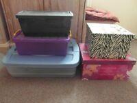 Free - Storage Boxes