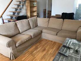 **Large IKEA Corner Sofa** great condition