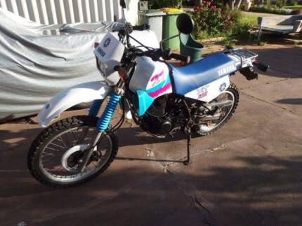 XT350 Yamaha, Road Trail, Good Condition, 6 speed Yangebup Cockburn Area Preview