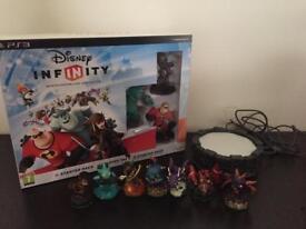 Disney Infinity and Skylanders Set