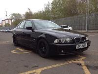 BMW E39 520I ES 2002 PETROL MANUAL