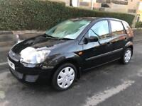 VERY CLEAN FORD FIESTA 1.4 STYLE 07 PLATE