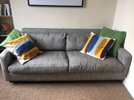 3 seater Habitat Chester sofa