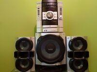 Sony AG590s HI-FI System
