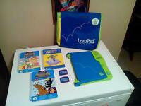 Leap Frog LeapPad System