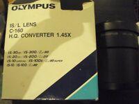 Olympus lense