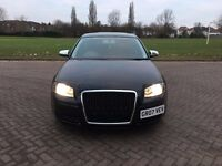 Limited Edition Sports Black Audi A3