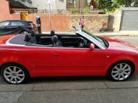 Audi a4 s line 2tdi convertible buy it now