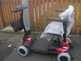 new not used mobility scooter