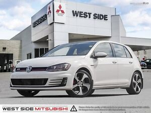 2016 Volkswagen Golf GTI Autobahn–Accident Free–Navigation–Siriu