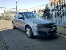 Vauxhall Astra Life Twinport low mileage of 58000