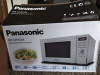Panasonic Microwave Oven NN- S29KSM (Stainless); New, never used; however, box opened