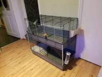 rabbit / ginneapig large indoor cage
