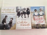 Call the Midwife, Shadows of the Workhouse and The Midwife's Sister