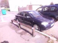 Vauxhall astra 1.6 sxi 16v petrol 5 door hatchback blue