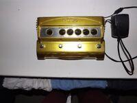 Guitar Pedals: DM4, Mooer Pure Boost, Joyo American Sound