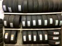 Tyres part worn