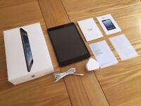 Apple iPad Mini 16Gb, Wi-Fi + Celluar, 7.9in - Black+Case Excellent Condition! Great Present!