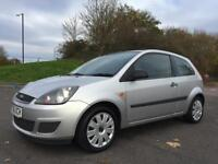 2006 FORD FIESTA STYLE CLIMATE 3 DOOR HATCH BACK FULL HISTORY 1 OWNER!!
