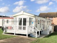 8 BERTH LUXURY STATIC CARAVAN FOR RENT @ HAVEN CAISTER, GT. YARMOUTH. IN SEPT/OCT2021 ONLY