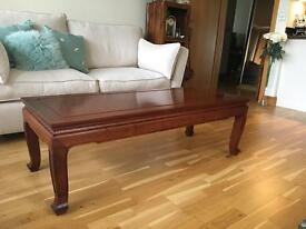 Chinese Rose Wood coffee table