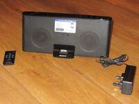 Sony i pod / i phone Docking Station