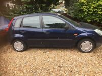 Ford Fiesta in need of a little tlc but will do someone well. Nice first car or work horse.