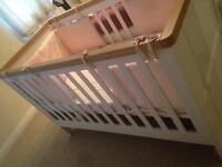 Mothercare baby cot