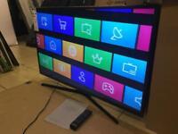 "Ex-Display Samsung 43"" smart 4k ultraHD Tv Warranty Free Delivery"