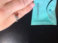 Tiffany & Co Diamond Engagement Ring