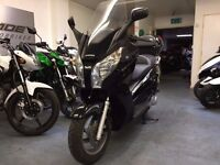 Honda S Wing FES 125cc Automatic Scooter, Low Miles, V Good Condition, ** Finance Available **