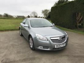 Vauxhall Insignia 2.0CDTi 2012 Manual 6speed