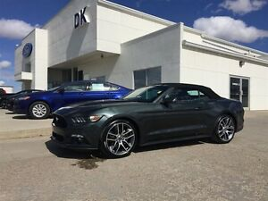 2015 Ford Mustang EcoBoost Premium Low KM, SAVE OVER $7,000 FROM